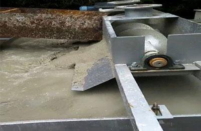 分体式带式压滤机处理机制砂